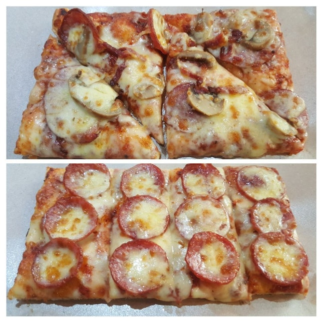 Yummy Pizza, Great For Kids