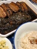 Meat in Claypot