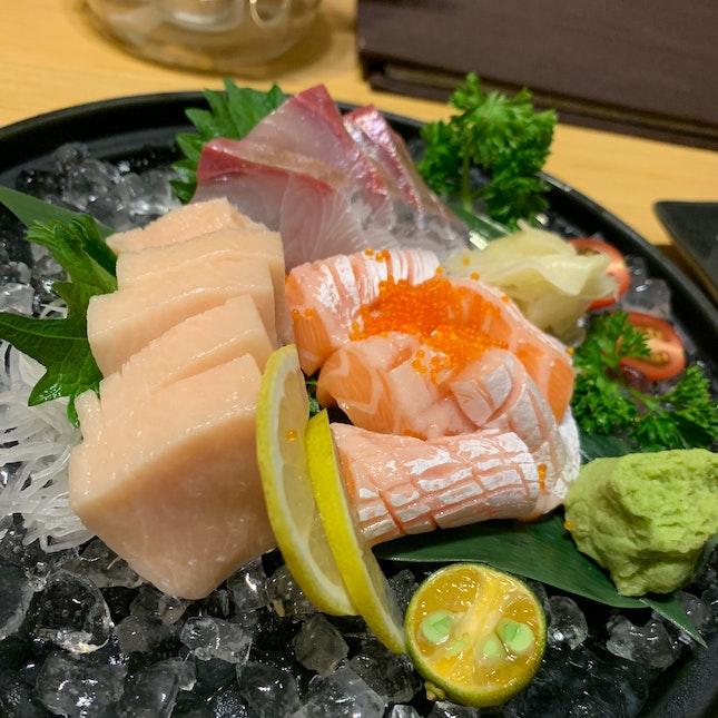Sashimi For 2