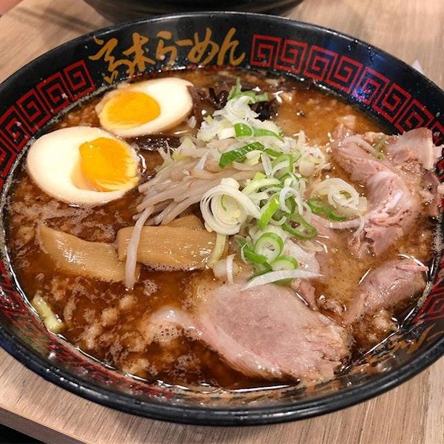 Ramen 🍜🙏🏻 #asia #instafood #instadaily #instapic #food #foodporn #foodphoto #foodphotos #foodphotography #foodie #foodiegram #foodlover #japanesefood #japan🇯🇵 #singapore #foodphotography #sgfood #foodpornsg #photography #yummy #igsg #sgfoodie #sgcafe #noodles #protein #gymfood #vegetable #burpple #japan #travelfood #japanesefoodporn