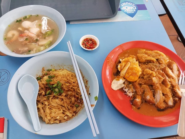 Hawker Centre Food Tour 4 22/06/19 - Golden Mile Food Centre