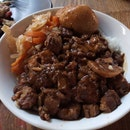 Braised Pork Rice/Lu Rou Fan ($4.80) 03/08/19