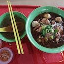 Bedok Beef Kway Teow (Changi Village Hawker Centre)