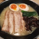 Tonkotsu Ramen w Special Full Topping ($19.80++)