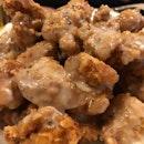 Carbonara Chicken ($29 for half chix+3 beers)