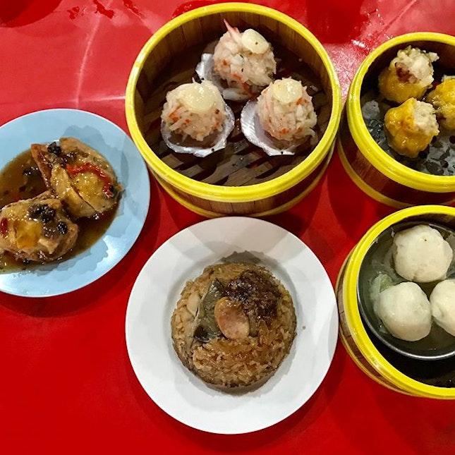 #throwback to yummy dim sum at Restoran Botani Dim Sum 翠林苑粤式点心 .