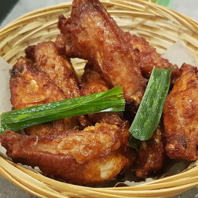 Thai hawker food at Far East.