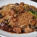 Pig trotter Bee Hoon  Located at Teluk blangah area.