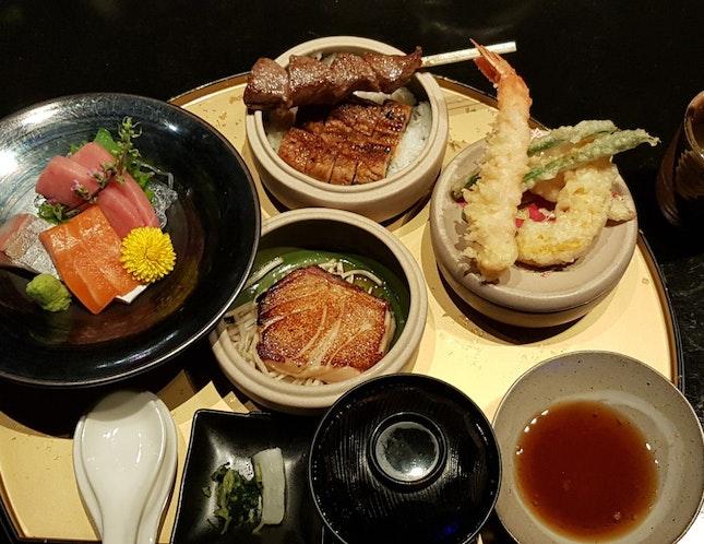 Luxury Bento set