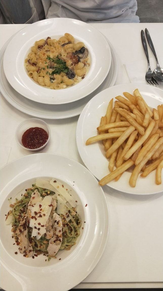Awesome 1 For 1 Pasta Deals
