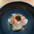 Carabinero Prawn | 8 Gems No.2 Caviar | Mandarin