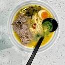 Sliced Marbled Beef n Sichuan Pickles Noodles