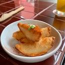 Fried Pierogi