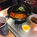 KFC And Jajjang Myeon And Jjamppong