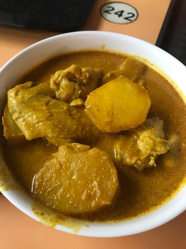 Best Curry Chicken!