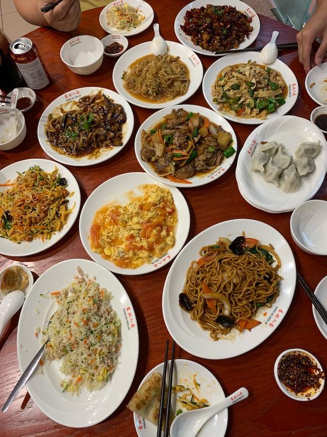 Chinese Mains