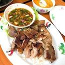 Grilled Pork Collar