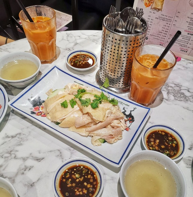 Go Ang Chicken Rice
