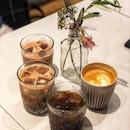 Coffee And Ice Mocha