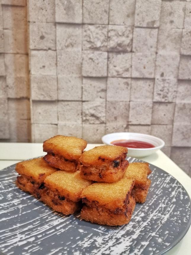 Shrimo Toast