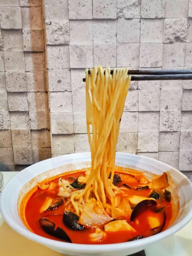 Seafoos Jjamppong