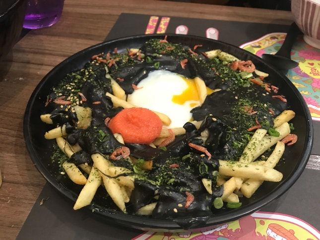Black Fries Day