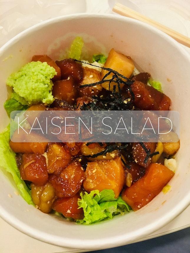 Kaisen Salad
