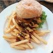 Sloppy Angus Burger from T Bob's Corner!