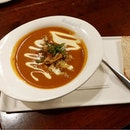 Crabmeat Soup from Pietro Italian Restaurant!