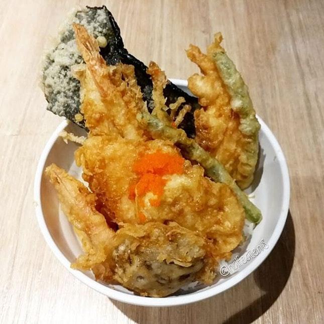 Mixed Tendon from Kogane Yama!