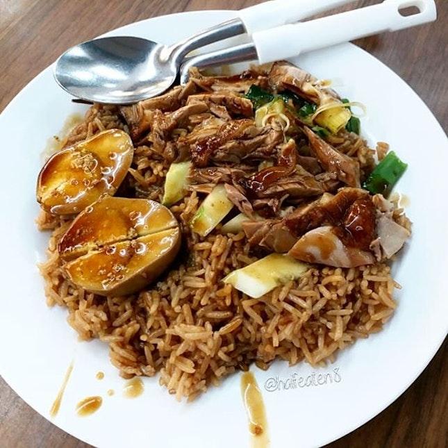 Duck Rice from Balestier Market!