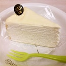 Classic Mille Crepe from Tokyo Secret!