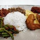 rice has a faint coconut scent.
