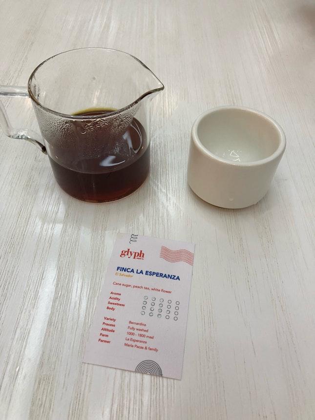 V60 Filter Coffee