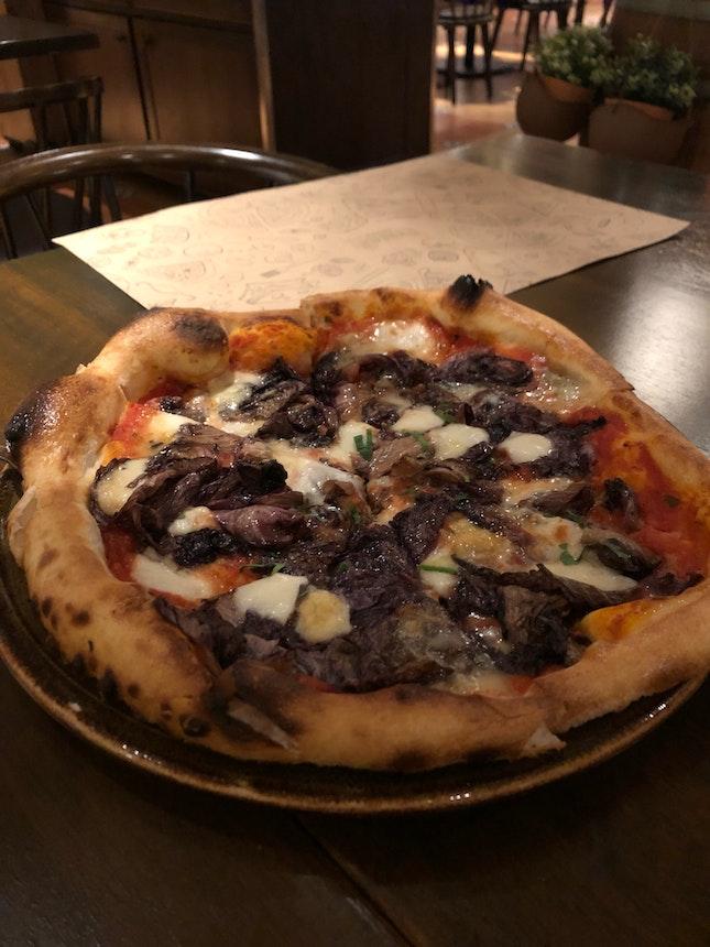 Trevigiana Pizza