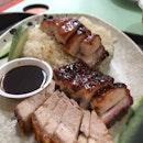 Charsiu / Roast pork rice