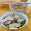 Fishball Noodles From Ruji Kitchen