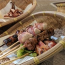 Yakitori And Local Fusion Dishes