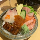 Quality chirashi don at a decent price!