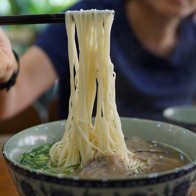 Beef Noodles ($8.90) 🍜