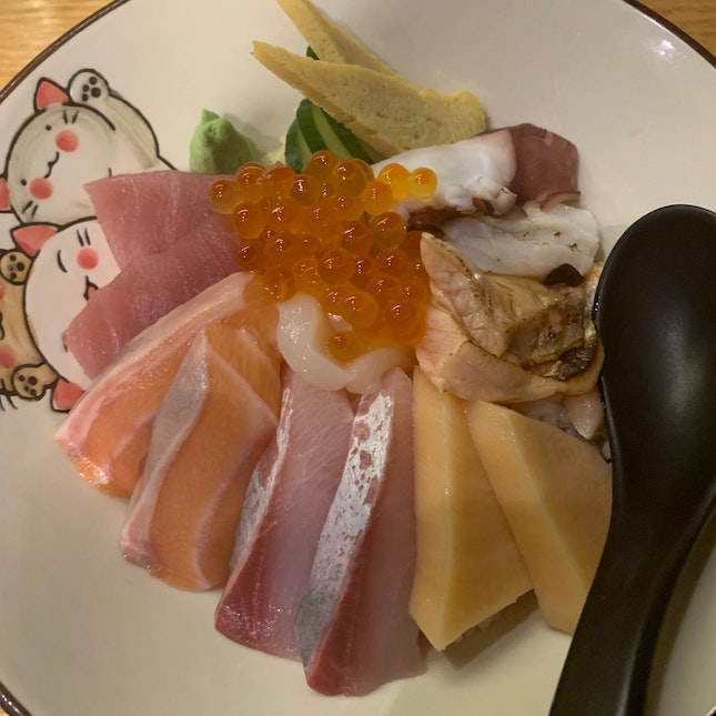 An Alright Japanese Dining Experience