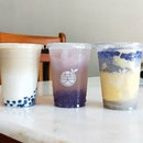 #throwback when we nua at home and craving for ice cold bubble tea..