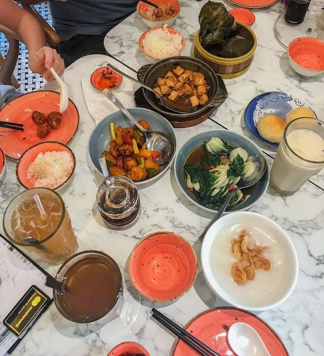 Amazing Dishes!