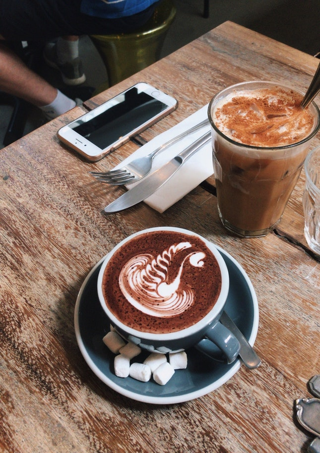 Delicious Drinks & Coffee