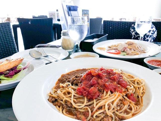 bolognice spaghetti
