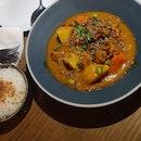 Chicken Stew With Garlic Rice (+$2)