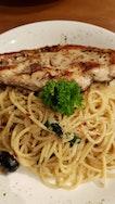 Aglio Olio With Chicken
