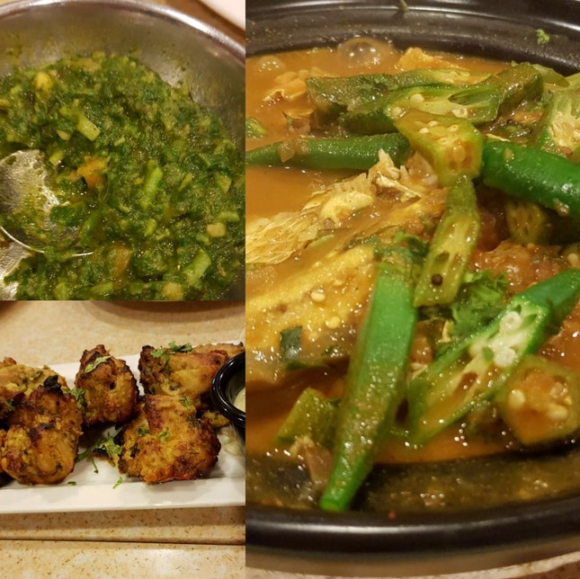 Cuvai Nalamikka Indian Food