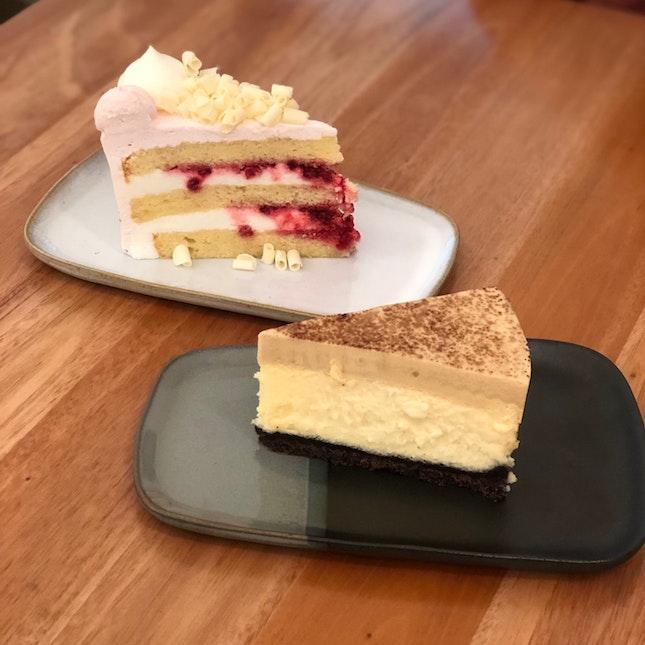 Yuzu Raspberry & Cheesecake
