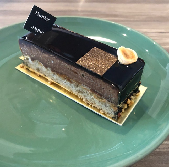 Rich Chocolate Cake ($8.50)